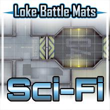 Sci-Fi and Modern Battle Maps