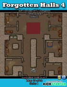 50+ Fantasy RPG Maps 1: (19 of 94) Forgotten Halls 4