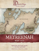 Meyreenah - World Map Set