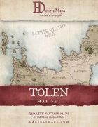 Tolen - World Map Set