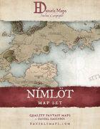 Nimlot - World Map Set
