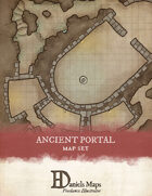 Ancient Portal - Dungeon Map