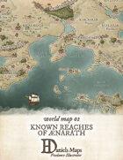 World Map 02 - Aenarath