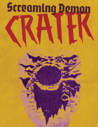 Screaming Demon Crater - Adventure Pamphlet Toolkit