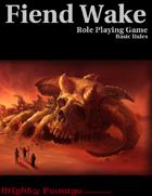 Fiend Wake Basic Rulebook 0th Edition