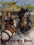 Knights and Nobles