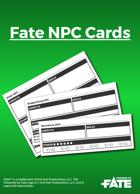 Fate NPC Cards