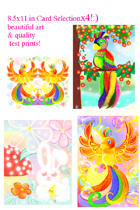 Art Prints Selection 8-1/2x11