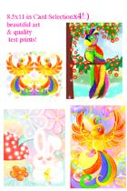 Art Prints Selection 8-1/2x11