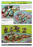 Radioactive Waste Pit scenery tutorial