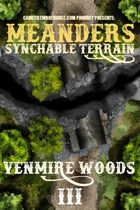Meanders Map Pack: Venmire Woods III