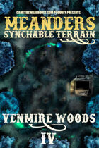 Meanders Map Pack: Venmire Woods IV