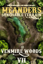 Meanders Map Pack: Venmire Woods VII