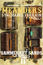 Meanders Map Pack: Sammerket Sands II