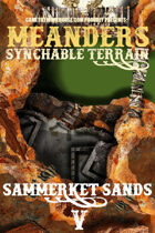 Meanders Map Pack: Sammerket Sands V