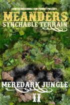 Meanders Map Pack: Meredark Jungle II