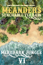 Meanders Map Pack: Meredark Jungle VI