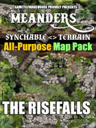 Meanders All-Purpose Map Pack - THE RISEFALLS