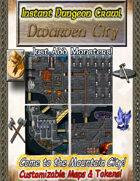 Instant Dungeon Crawl: Dwarven City