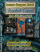 Instant Dungeon Crawl: Flooded Caves