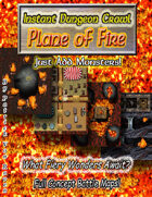 Instant Dungeon Crawl: Plane of Fire