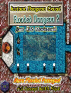 Instant Dungeon Crawl: Flooded Dungeons 2