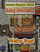 Instant Dungeon Crawl: Holiday Adventure 2