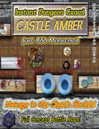 Instant Dungeon Crawl: Castle Amber