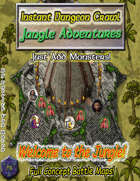 Instant Dungeon Crawl: Jungle Adventures