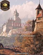 Hirelings and Henchmen (Fantasy Grounds)