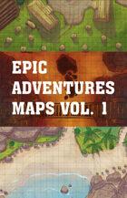Epic Adventures Maps Vol. 1