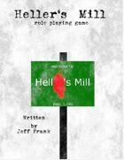 Heller's Mill NPC sheets