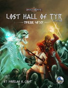 Lost Hall of Tyr (2nd Edition)