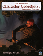 TFT Character Collection 3 - Bandits and Outlaws (The Fantasy Trip)