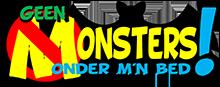 Geen Monsters onder m'n Bed