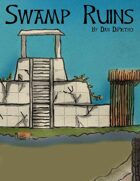 Swamp Ruins Map Pack