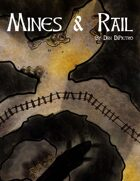 Mines and Rail Map Pack