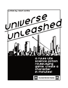 Universe Unleashed