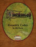 The Blackwood Errantry Codex