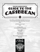 Golden Goblin Press' Guide to the Caribbean