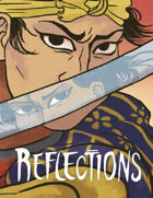Reflections: A Game of Dueling Samurai