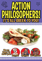 Action Philosophers! #7 It's All Greek To You