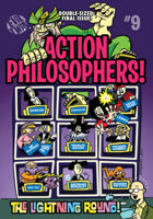 Action Philosophers! #9 The Lightning Round