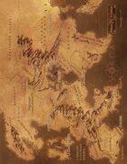 Song of Swords Map of Vosca