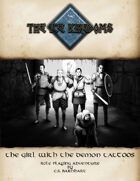 Ice Kingdoms: The Girl With the Demon Tattoos
