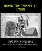 Ice Kingdoms: Under the Temple of Uthin