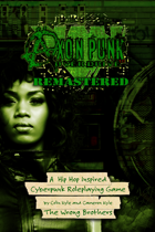 Axon Punk: Overdrive - Gamebook