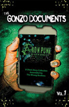 The Gonzo Documents: Vol. 1