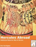 Hercules Abroad - Men of Bronze Supplement