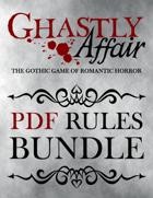 Ghastly Affair PDF Rules [BUNDLE]